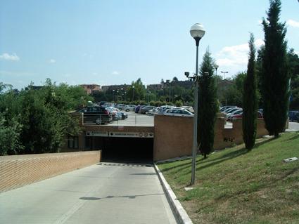 """""""San Francesco"""" Car Park"""