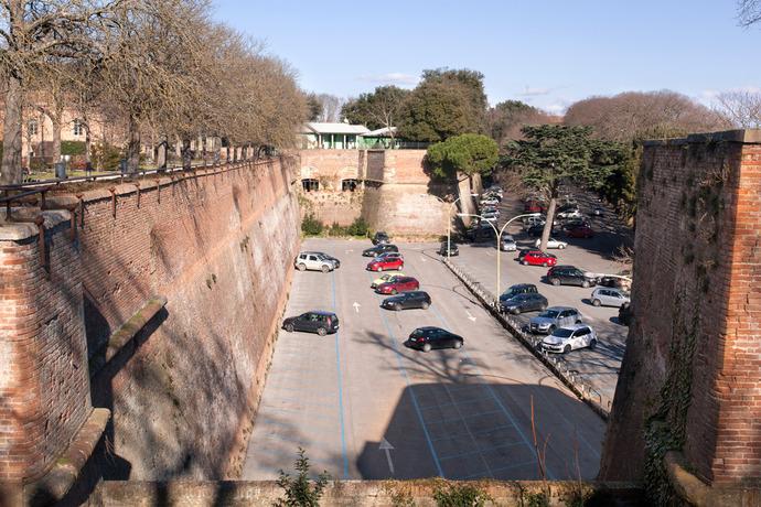Stadium - Fortress Car Park