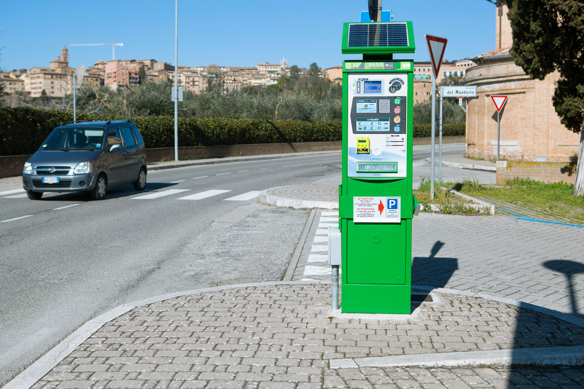 Car Parks in Areas of particular Urbanistic Relevance (ARU)