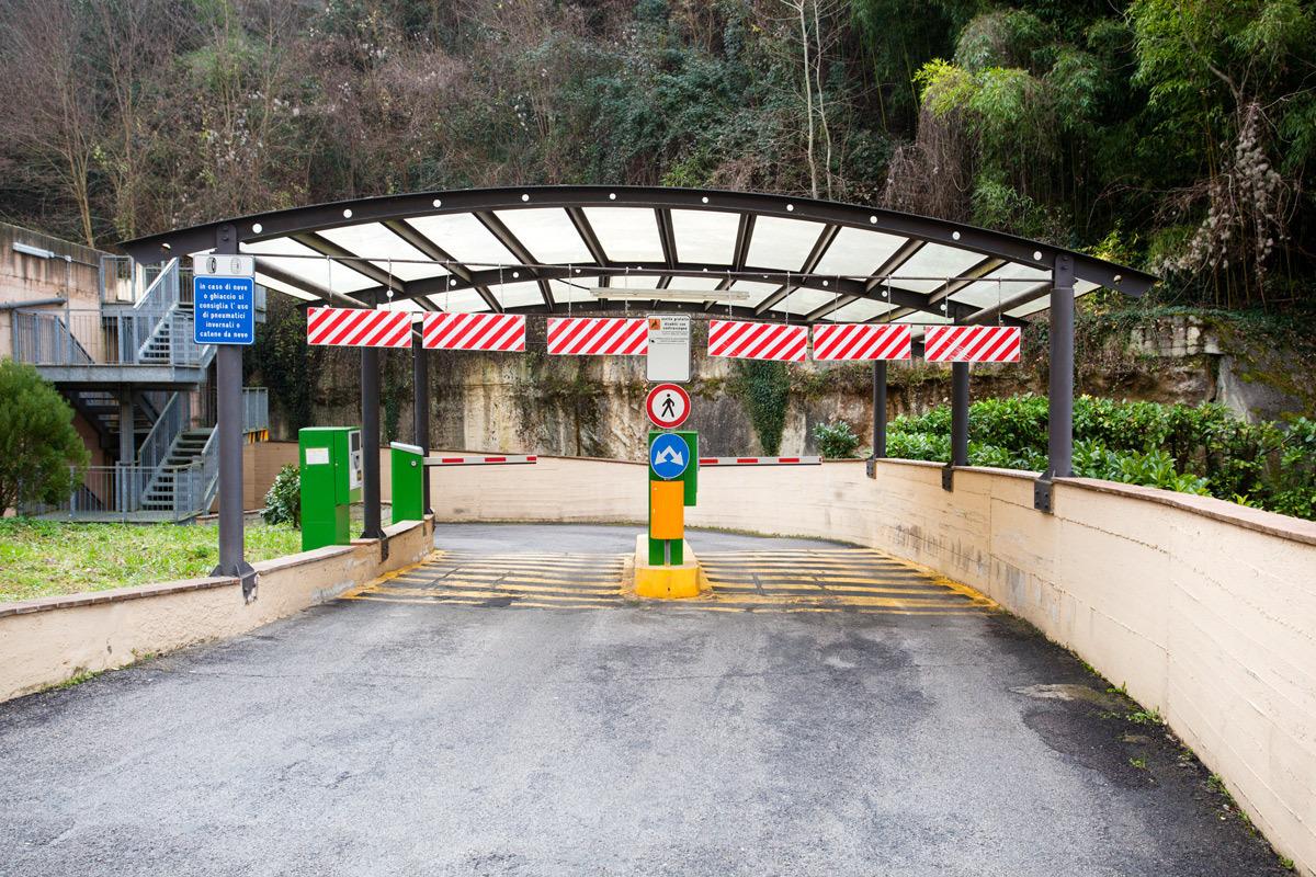 """""""Santa Caterina"""" Car Park"""