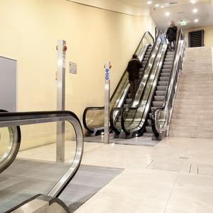 """""""Santa Caterina"""" escalator – western docking Area"""