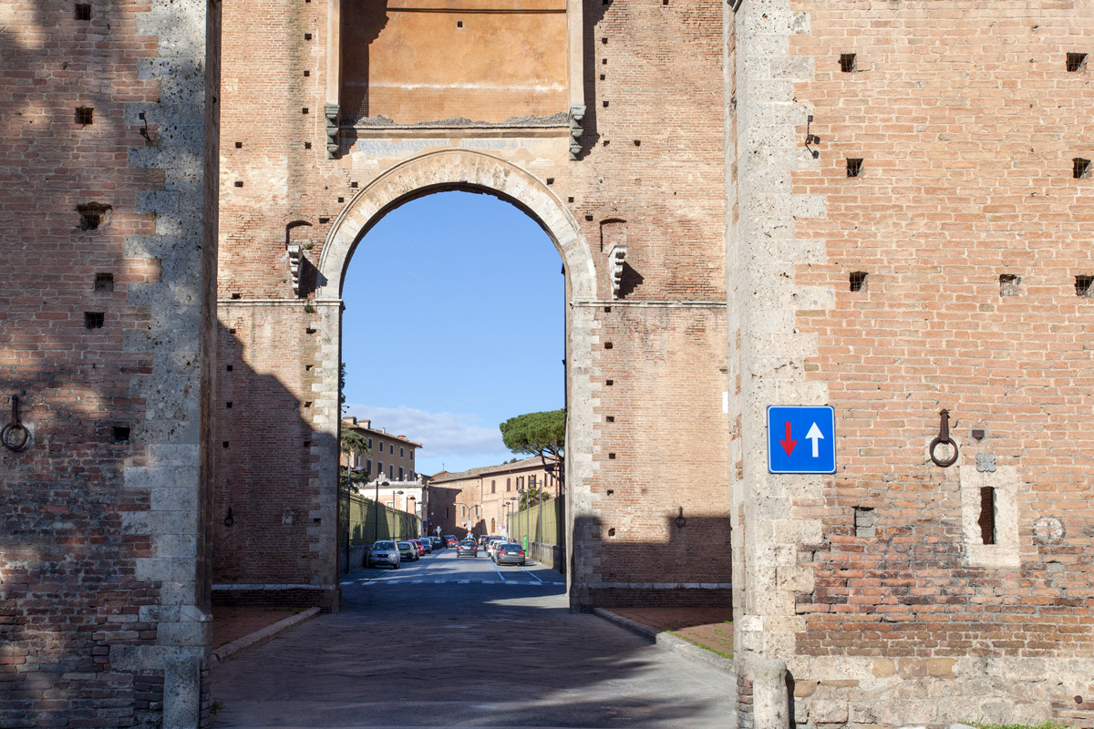 """Via Roma"" Car Park"