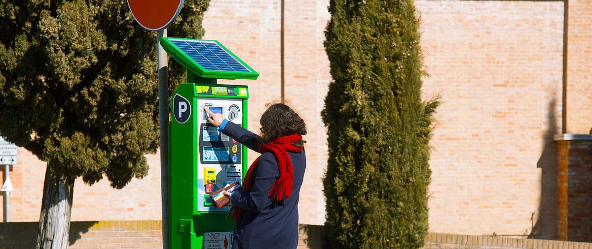 """Viale Fruschelli"", ""Pannilunghi"", ""Via Vittorio Veneto"" Car Parks"